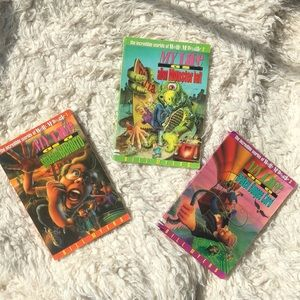Other - The incredible worlds of Wally McDoggle Books 1-3